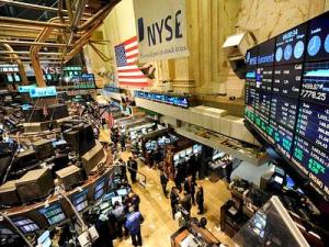 (1)US-NEW YORK-STOCKS-SOAR